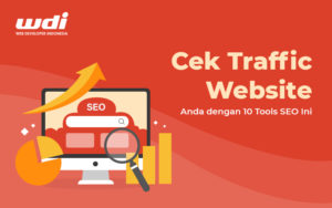 cek traffic website