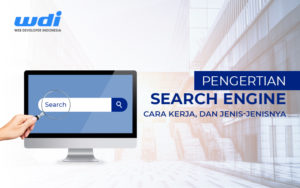 pengertian search engine