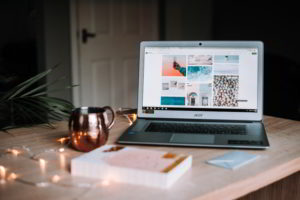 cara membuat portofolio online