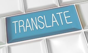cara translate website