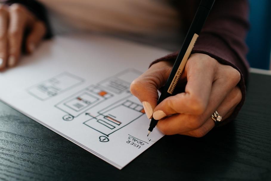 cara membuat desain web